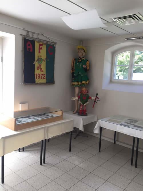 Ausstellung Schloss